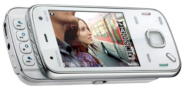 Nokia N86 – 8Mpix kaamera, kiire säriaeg, dual-led flash, Carl Zeiss optics, mida sa hing veel tahad?