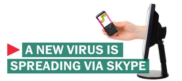 Uus pahavara ohustab Skype'i ja Bitcoin'i kasutajaid