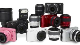 Nikon 1 – kaamerad, mis on teistest sammu võrra ees
