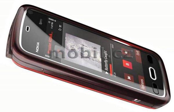 Nokia Xpress Music 5800 (Tube) – Nokia kopeerib uhkusega
