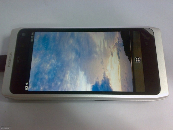 Nokia N950 on uus Meego arendustelefon