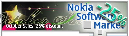 Nokia Marketis on alenus!