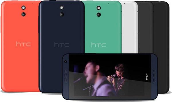 HTC teatas uutest nutitelefonidest Desire 620 ja Desire 620g