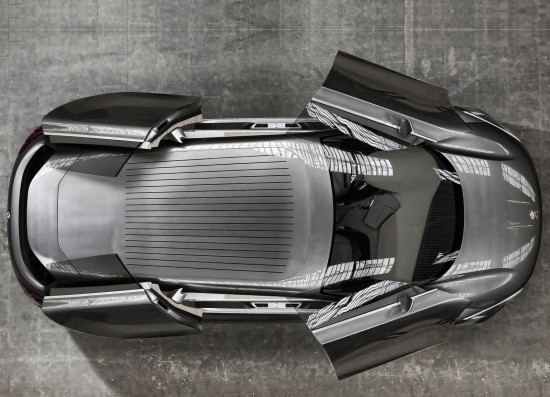 Peugeot HX1 tulevik meie lähedal