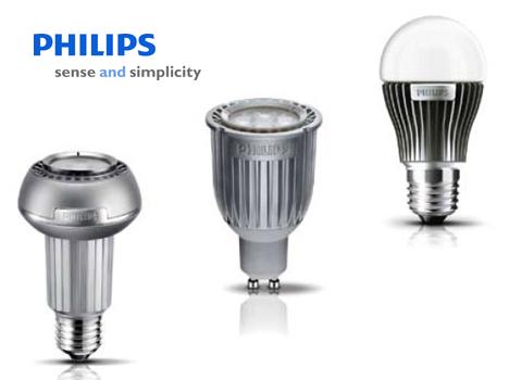 Philipsi LED-lambid võimaldavad 80-protsendilist energiasäästu