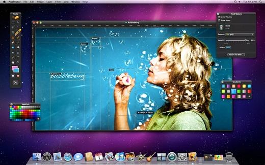 Pixelmator teenis 20 päevaga üle miljoni dollari, Mac App Store on selles süüdi