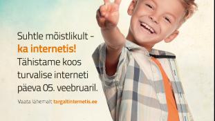 Täna on Turvalise interneti päev