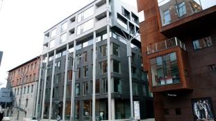 Nordecon annab tellijale üle Rotermanni kvartalis valminud ärihoone