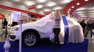 Samsung Smart TV kampaania võitja sai kätte auhinna – Audi Q3