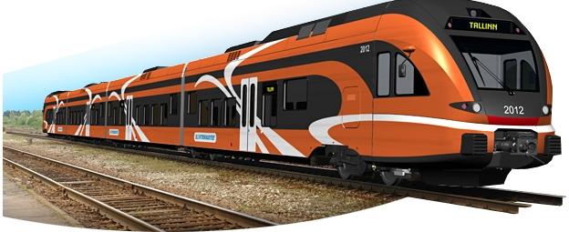 Uued Eesti rongid