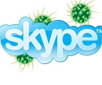 Skype'i kaudu levib uus pahavara
