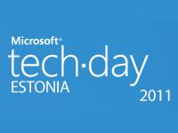 Eesti suurim Microsofti tehnoloogiakonverents TechDay 2011