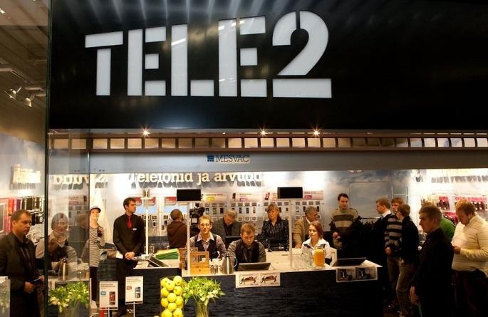 Tele2 hakkas virtuaalnumbrit pakkuma