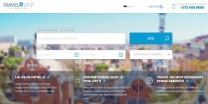 Novatours avas uue hotellide broneeringukeskuse Travel On Spot