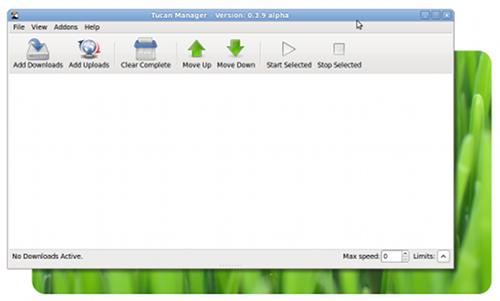 Tucan Manager – Automatiseeritud allalaadija