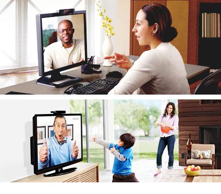 Logitechi uus seade võimaldab teha Skype videokõnesid HD-televiisoris