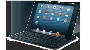 Logitech tutvustab ultraõhukest klaviatuuri iPad minile