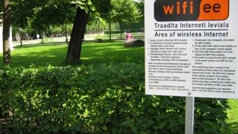 Tallinn pürib vaba interneti linnaks