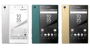 Sony Mobile esitles Tallinnas uusi Xperia Z5 nutitelefone
